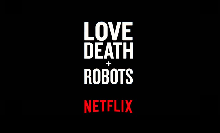 Love, Death & Robots website