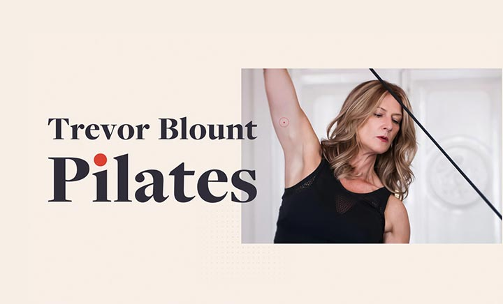 Trevor Blount Pilates website