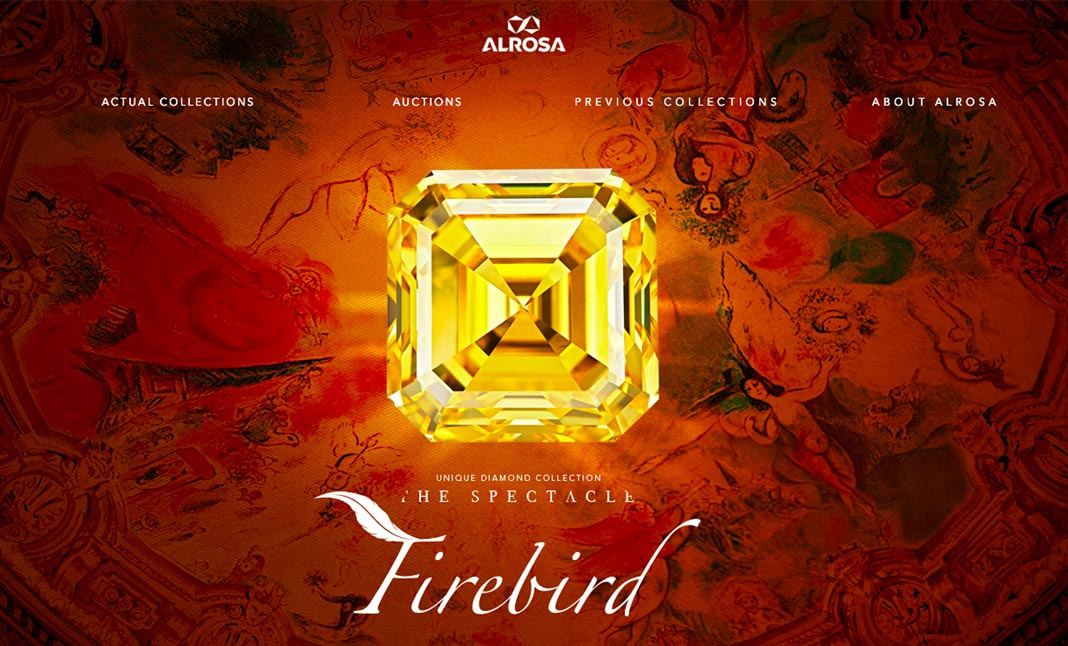 The Firebird website