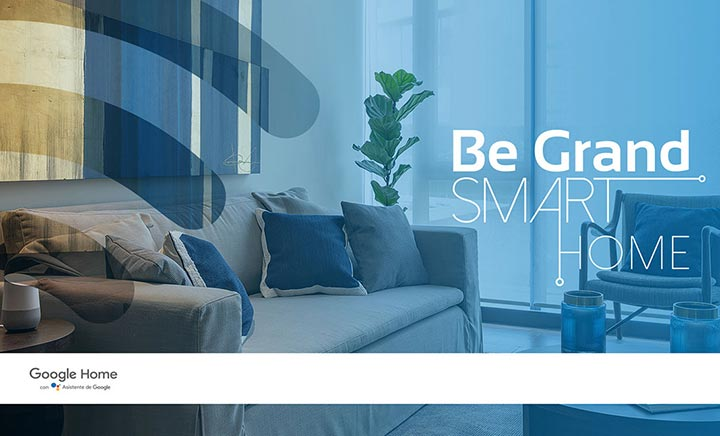 Be Grand - Smart Home