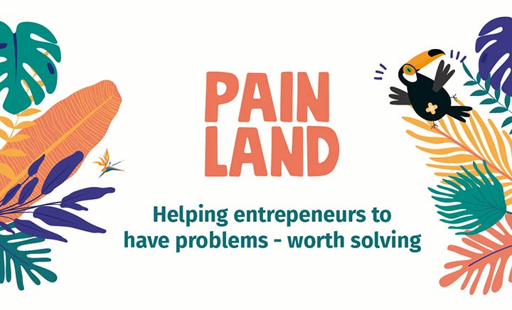 Painland website