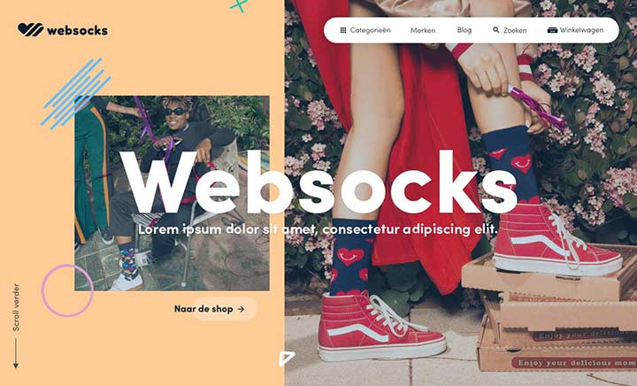 Websocks website