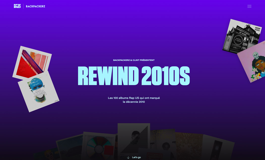 REWIND 2010s screenshot 2