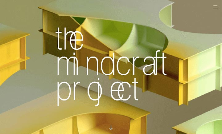 The Mindcraft Project website