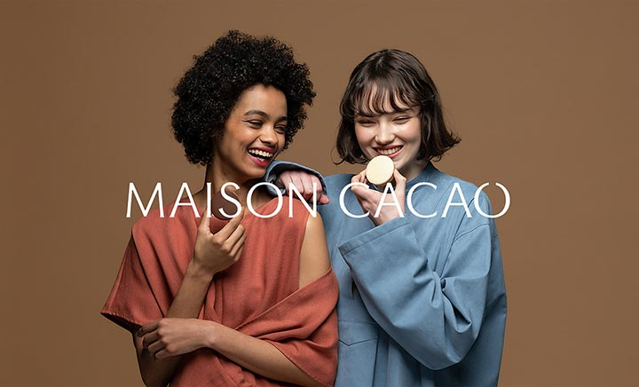 MAISON CACAO website