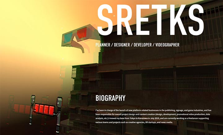 SRETKS website