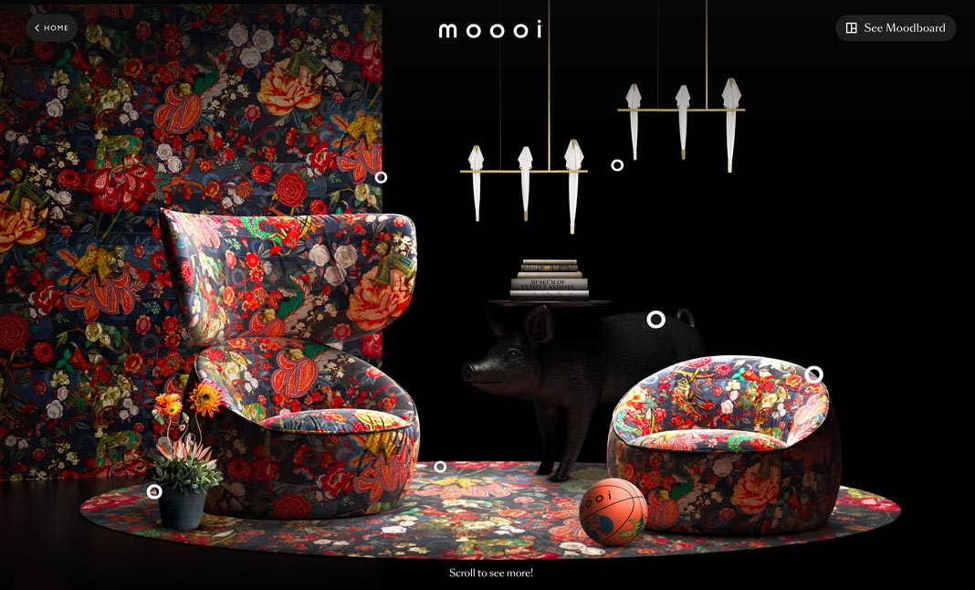 Moooi - A Life Extraordinary screenshot 3