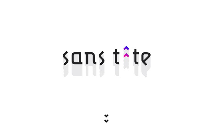 Sans Tête - Crowdfunding Agency website