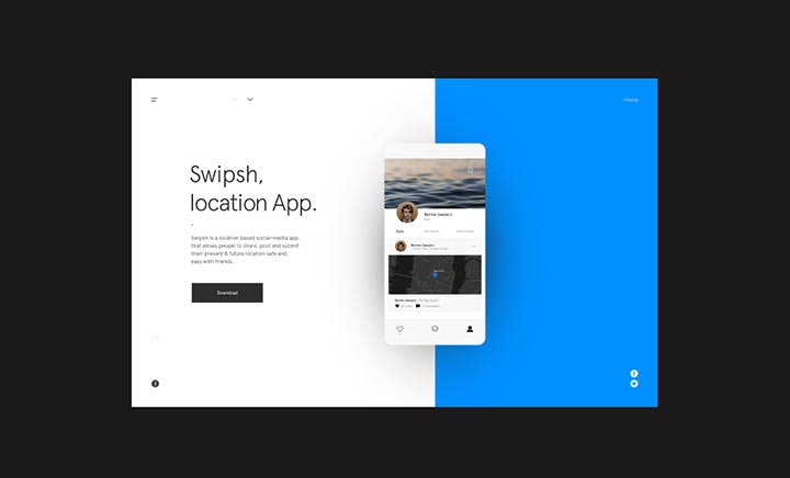 Swipsh website
