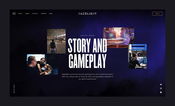 Hazelight Studios website