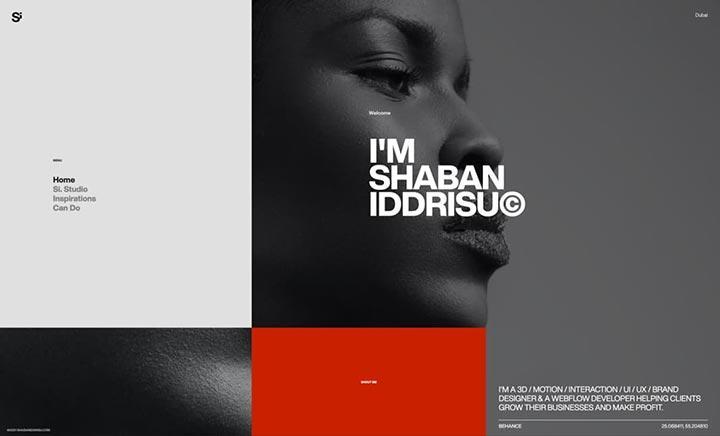 Shaban Iddrisu™ website