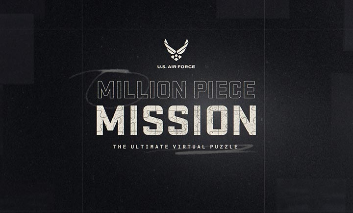 Million Piece Mission website