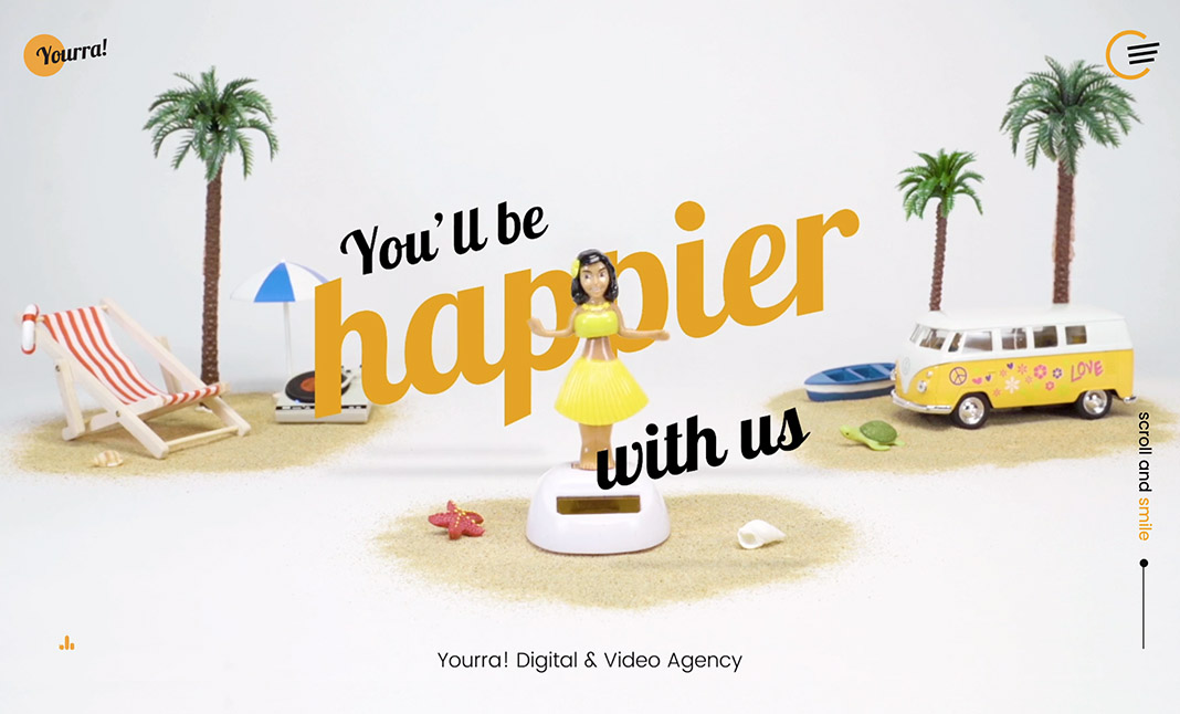 Yourra! website