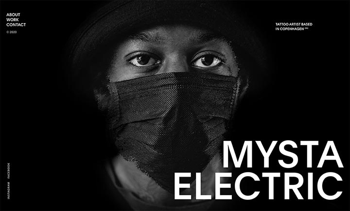 MYSTA ELECTRIC – TATTOO ARTIST