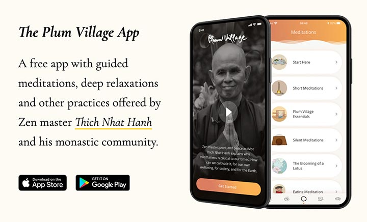 The Plum Village App