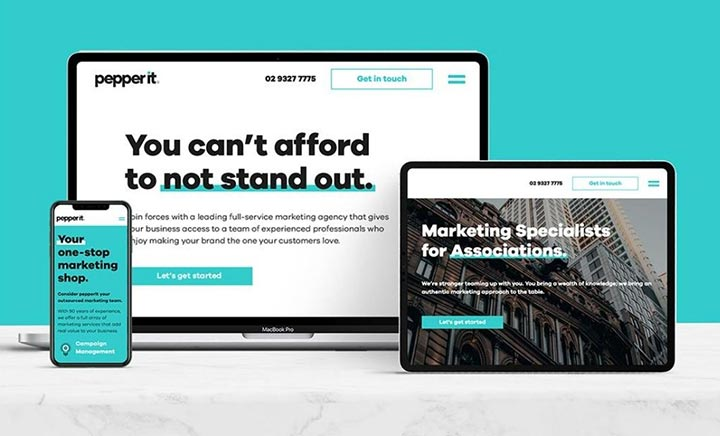 Marketing Agency | Sydney  website