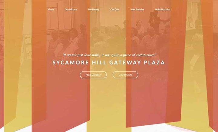 Sycamore Hill Plaza website