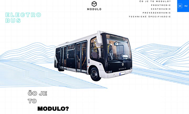 Mobility-Innovation website