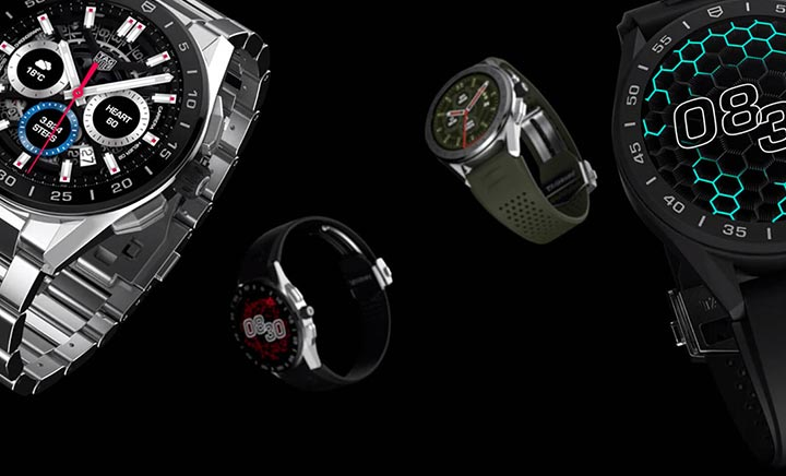 TAG Heuer Connected website