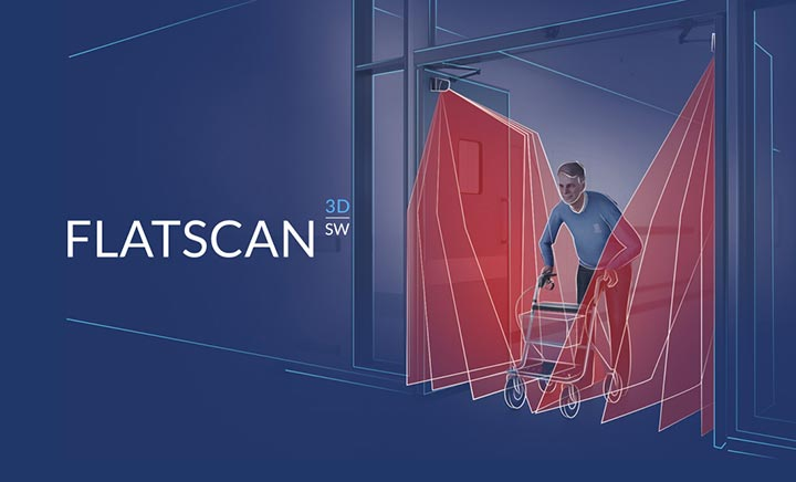 BEA Flatscan 3D/SW website