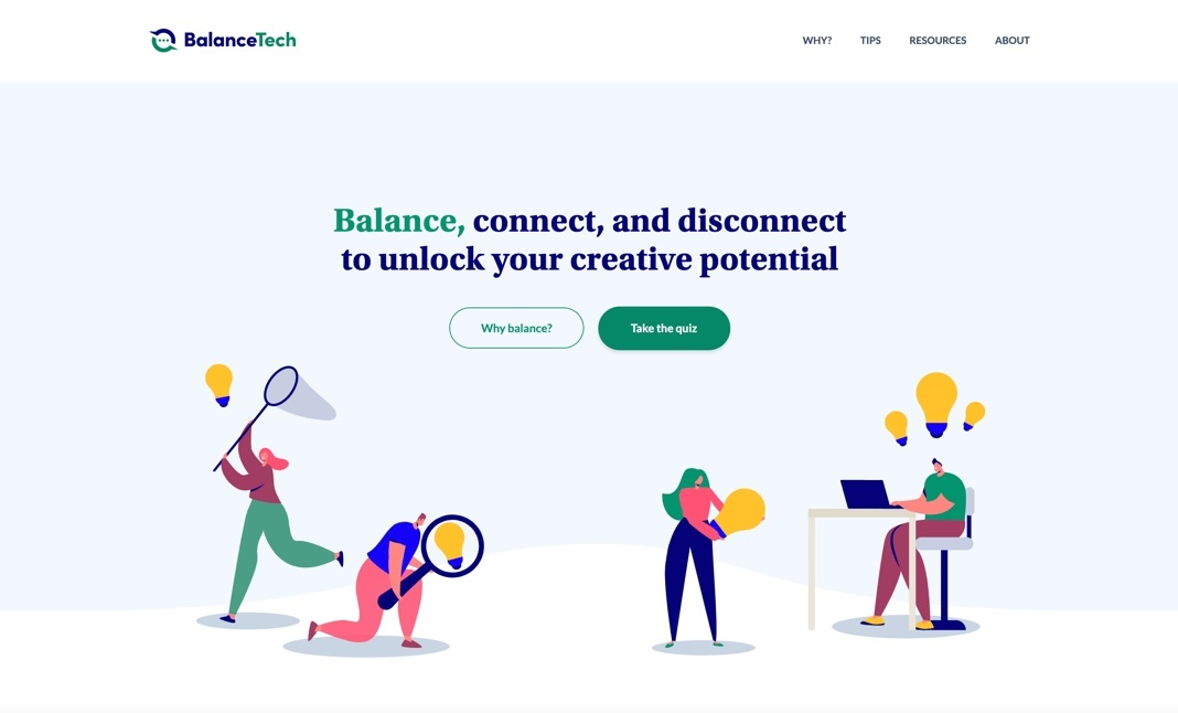 BalanceTech website