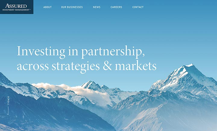 Assured Investment Management website