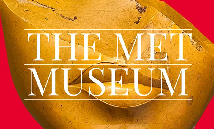THE MET MUSEUM website