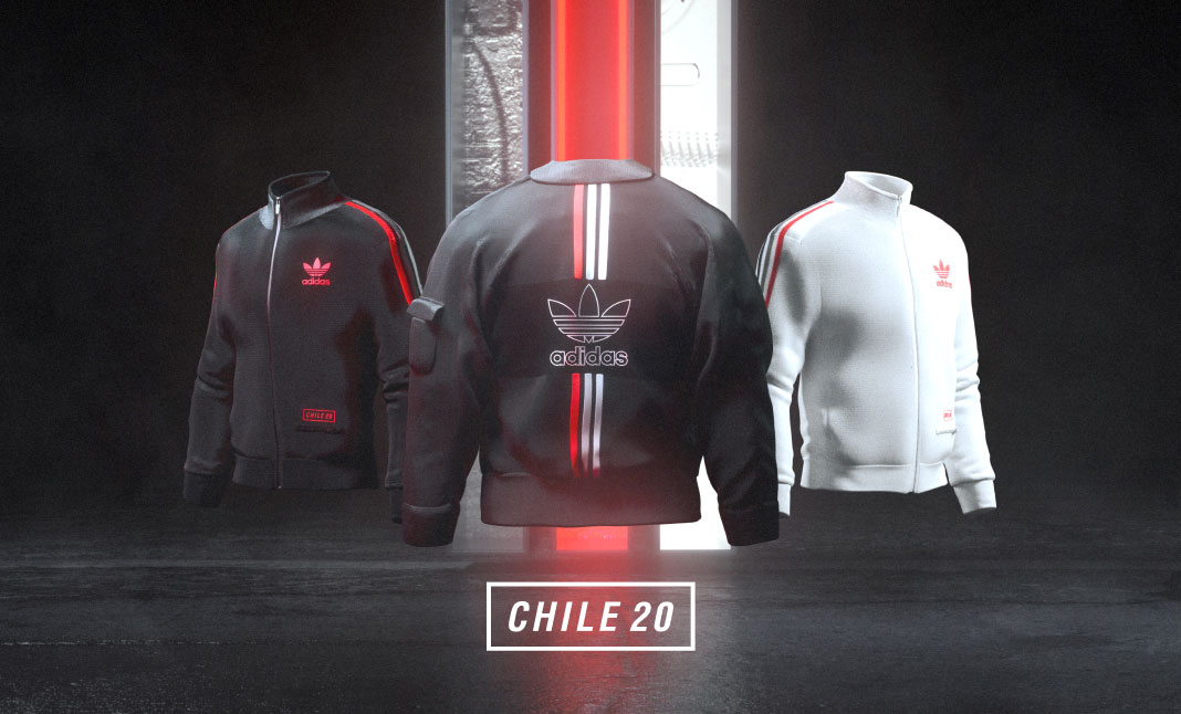 CHILE20 website