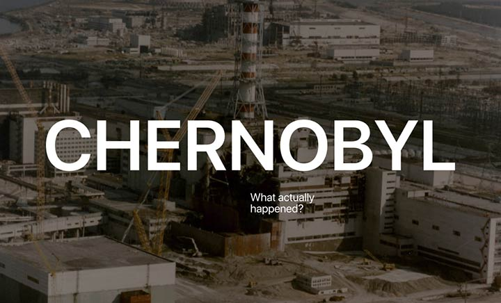 Chernobyl website