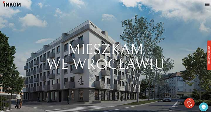 INKOM Developer Poland, Wroclaw