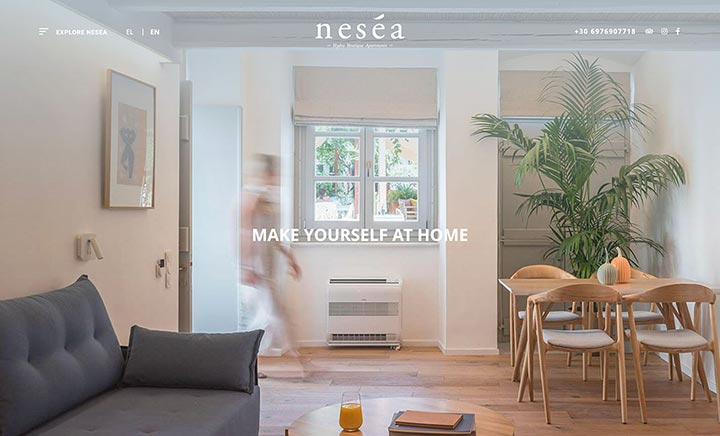 Nesea Boutique Apartments