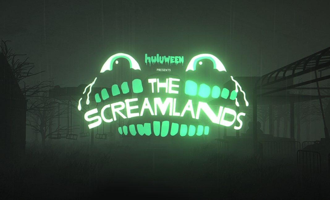 Huluween: The Screamlands website