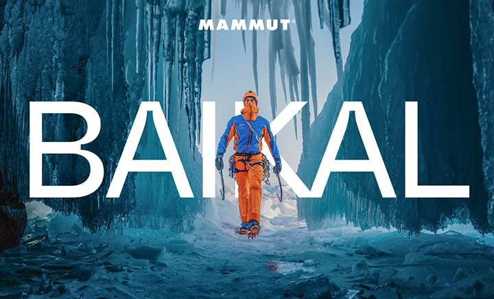 Mammut Expedition Baikal website
