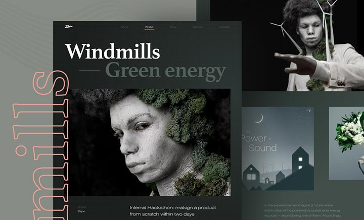 Windmills website