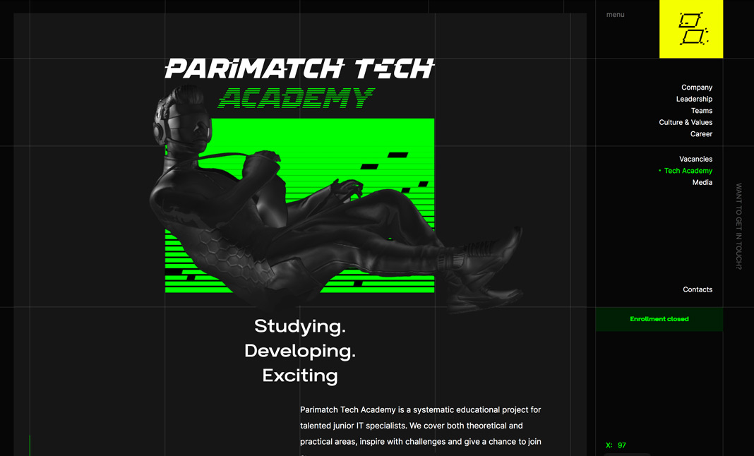 Parimatch Tech screenshot 3