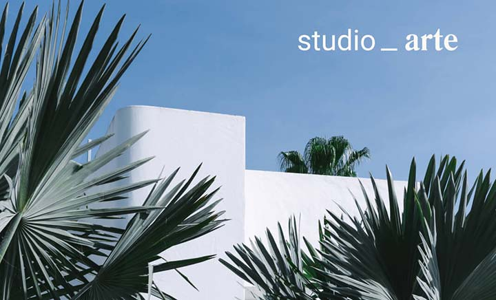 Studio Arte website