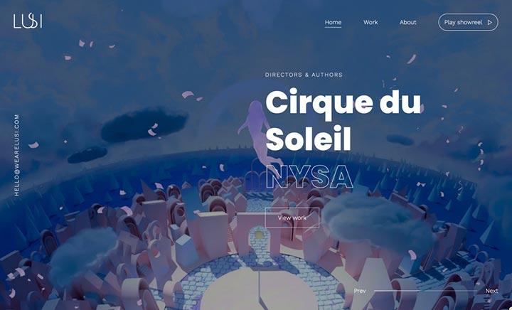 LuSi website