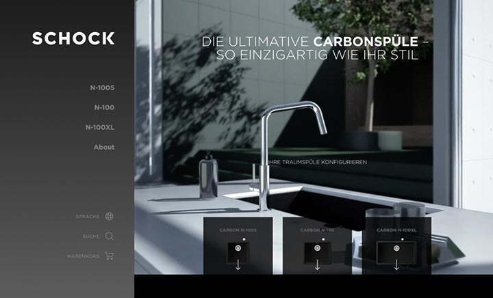 SCHOCK website