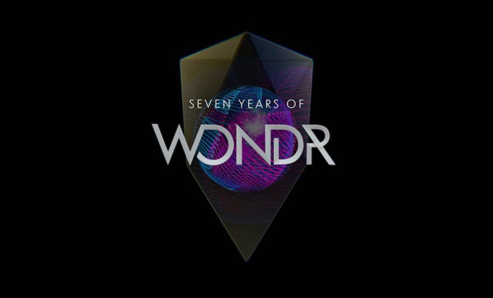 Seven Years of WONDR website