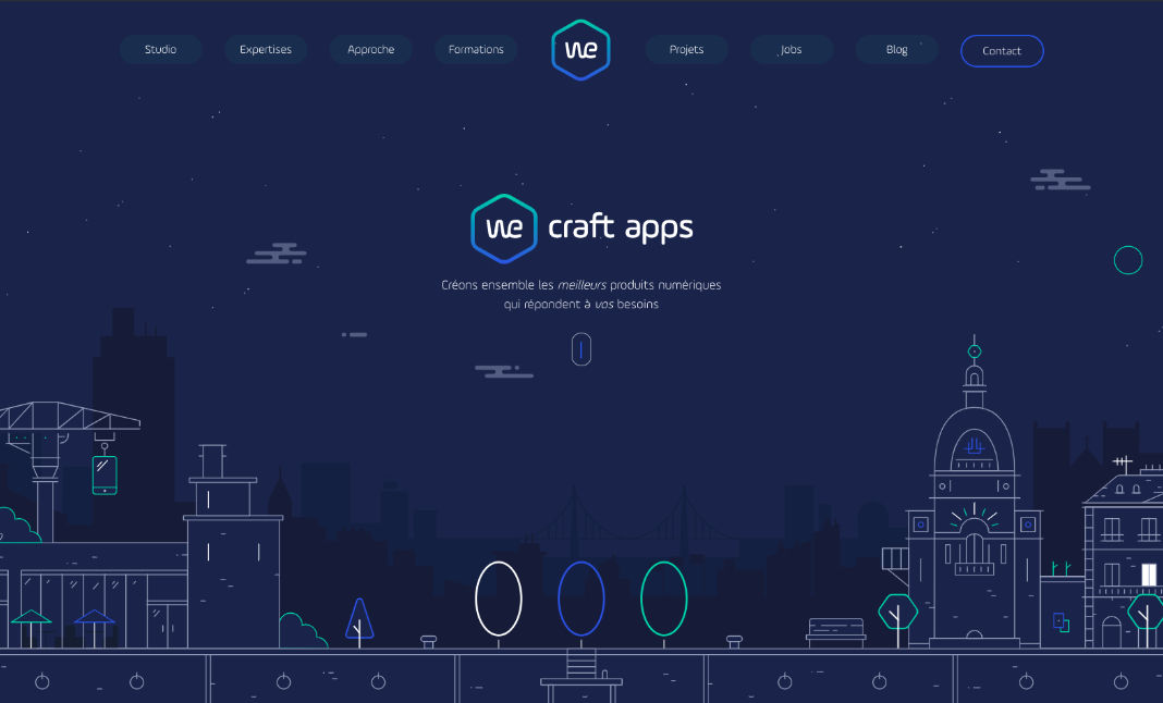 we craft apps website