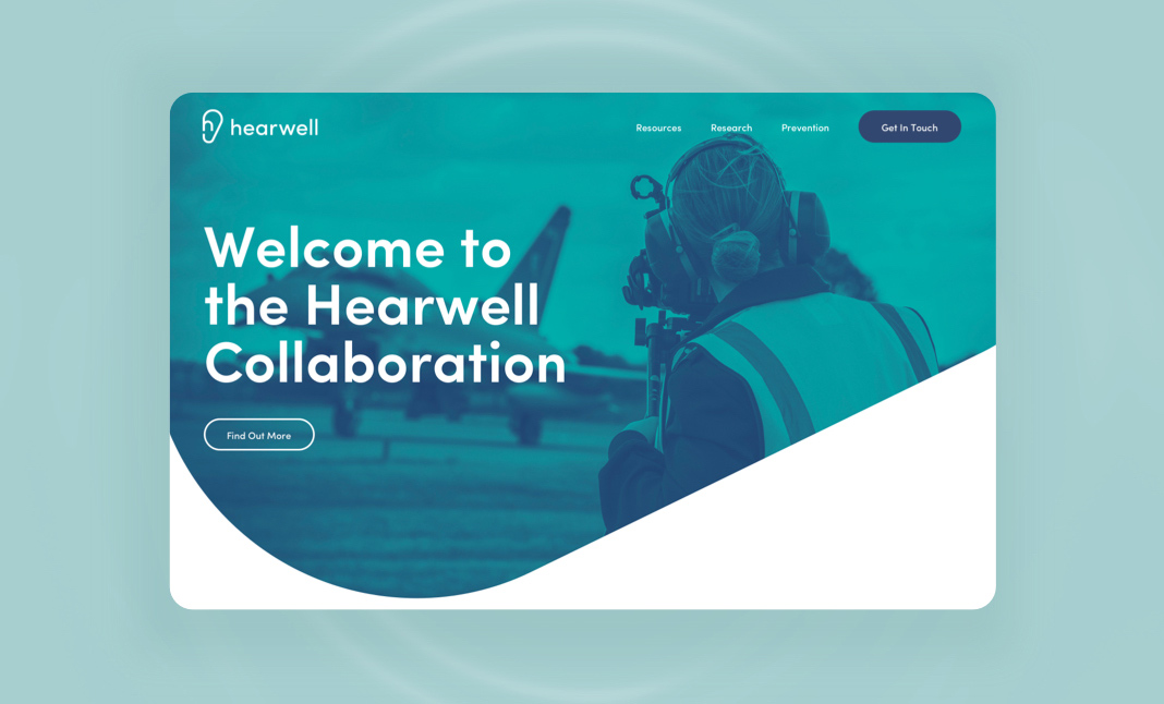 Hearwell website