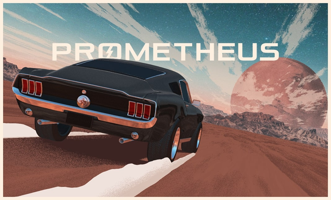 Prometheus Fuels website