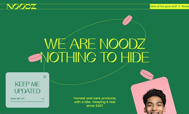 Noodz — Nothing to hide