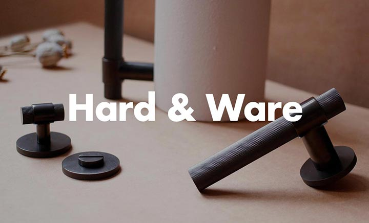 Hard & Ware website