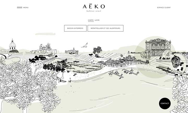 AEKO website