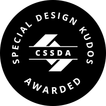 CSS Design Awards - Special Kudos