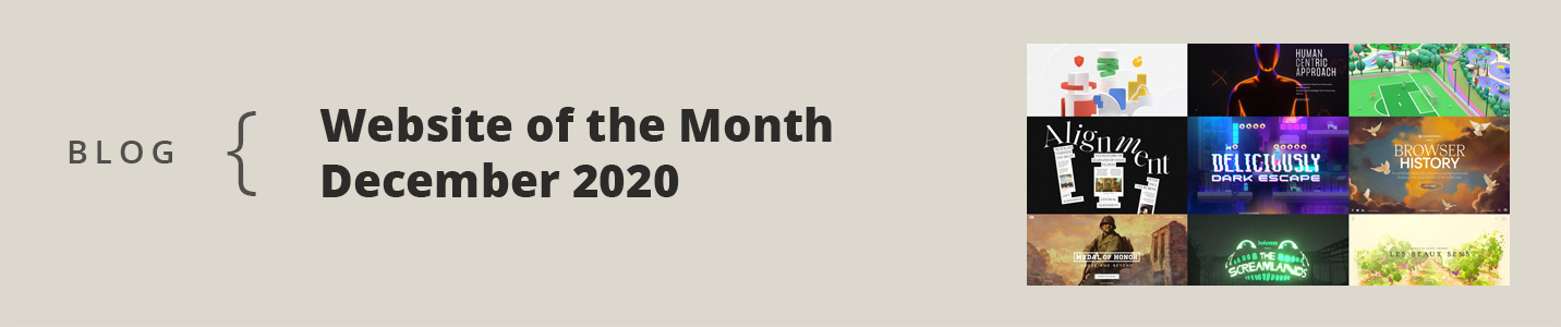 CSSDA Website of the Month 2020 November Nominees